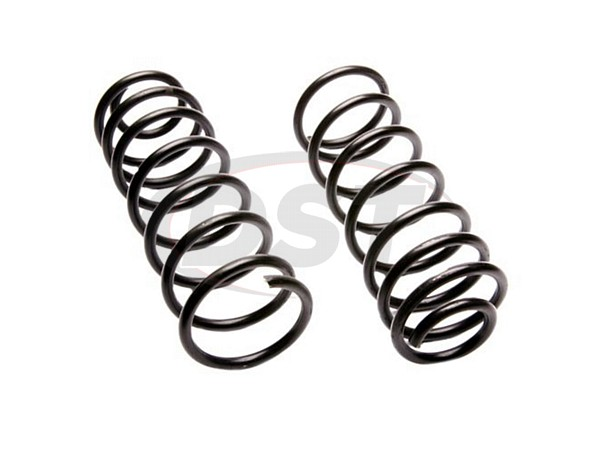 MOOG-CC687 Rear Variable Rate Coil Springs - Pair