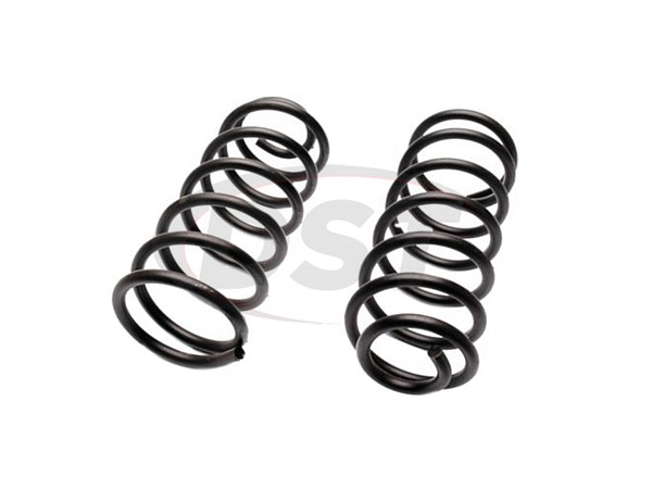 MOOG-CC703 Rear Variable Rate Coil Springs - Pair