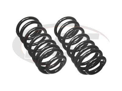Moog Rear Coil Springs and Struts for Dynasty, New Yorker