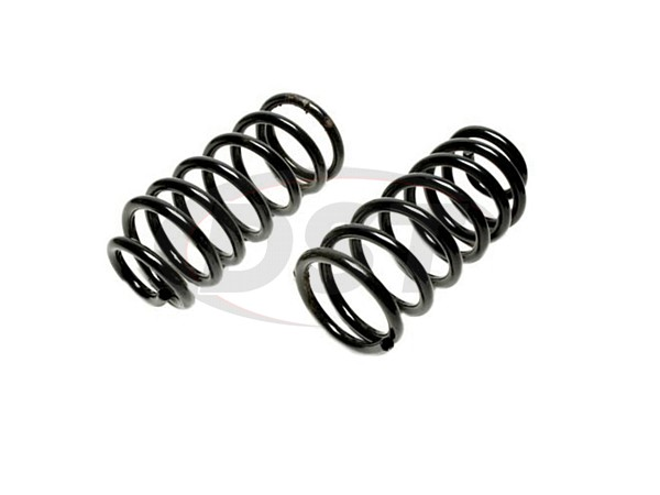 MOOG-CC709 Rear Variable Rate Coil Springs - Pair