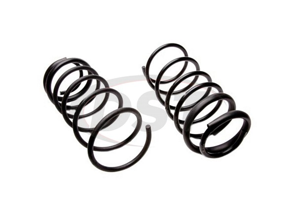MOOG-CC758 Front Variable Rate Coil Springs - Pair