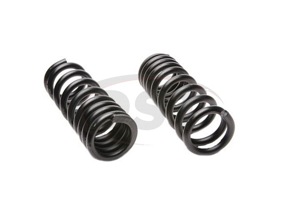 MOOG-CC772 Front Variable Rate Coil Springs - Pair