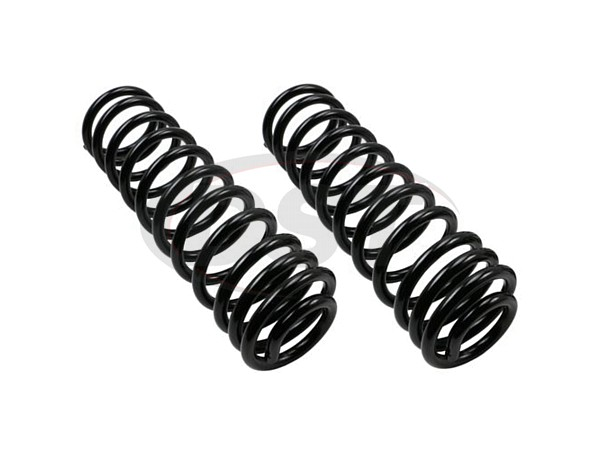 MOOG-CC782 Front Variable Rate Coil Springs - Pair