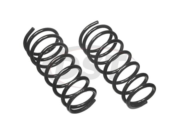 moog-cc786 Front Variable Rate Coil Springs - Pair