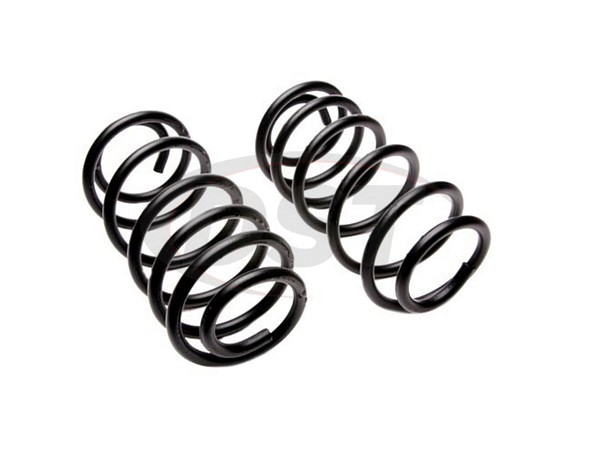 MOOG-CC801 Rear Variable Rate Coil Springs - Pair