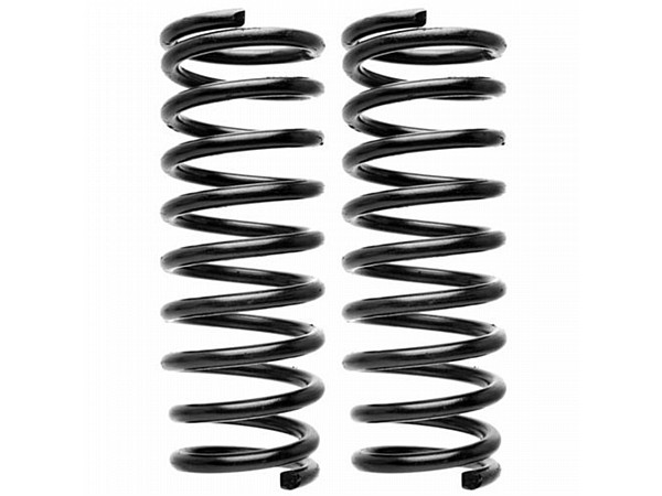 Moog-CC80535 Rear Coil Springs - Pair