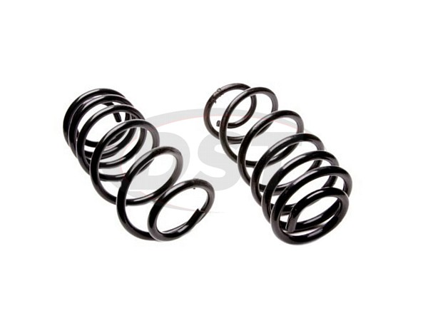 MOOG-CC807 Rear Variable Rate Coil Springs - Pair