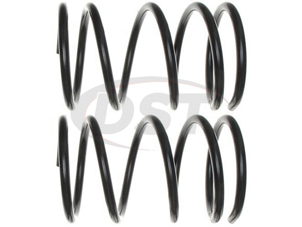 Moog-CC80990 Front Coil Springs - Pair