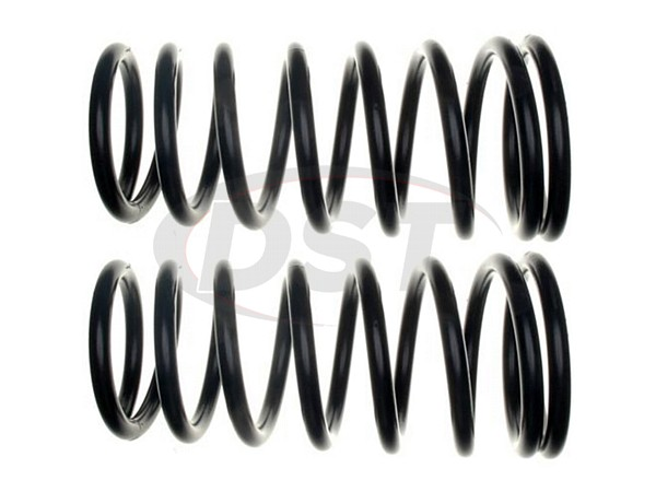 Moog-CC81028 Front Coil Springs - Pair