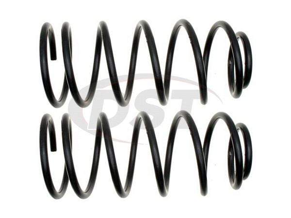 Moog-CC81035 Rear Coil Springs - Pair