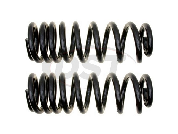 MOOG-CC81366 Front Coil Springs - Pair