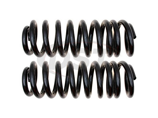 MOOG-CC81372 Front Coil Springs - Pair