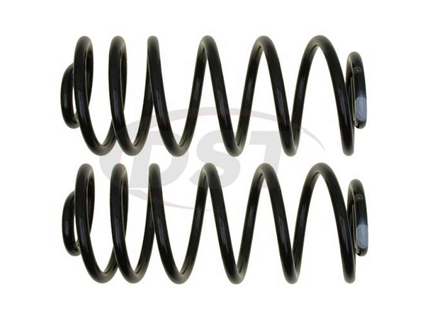MOOG-CC81373 Rear Coil Spring Set