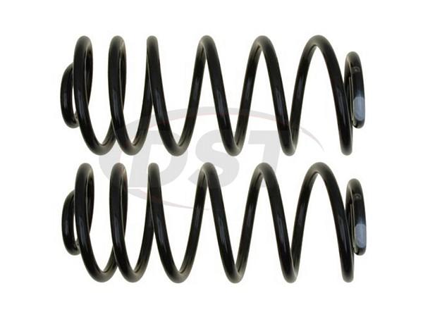 MOOG-CC81373 Rear Coil Spring Set