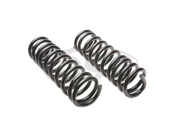 MOOG-CC814 Front Variable Rate Coil Springs - Pair