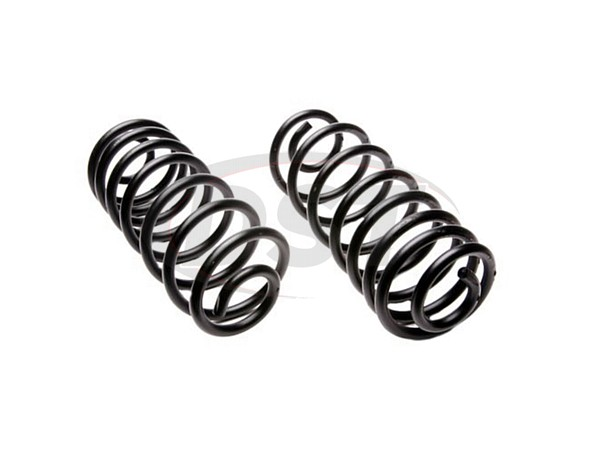 MOOG-CC817 Rear Variable Rate Coil Springs - Pair