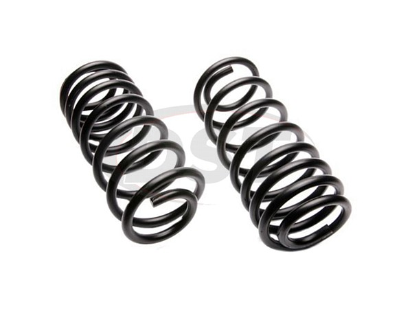 MOOG-CC825 Rear Variable Rate Coil Springs - Pair