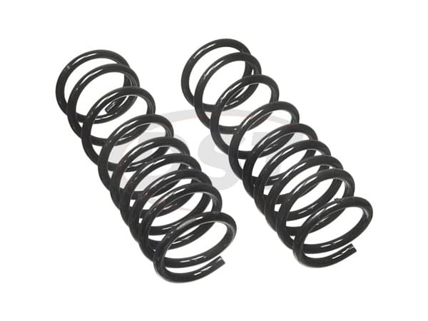 moog-cc829 Rear Variable Rate Coil Springs - Pair