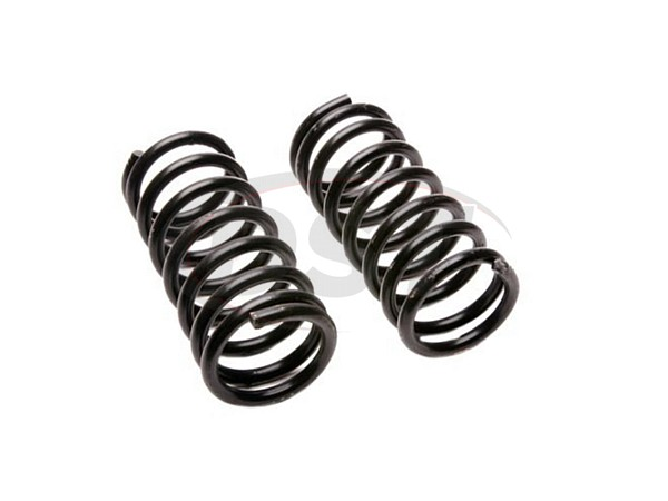 MOOG-CC833 Rear Variable Rate Coil Springs - Pair
