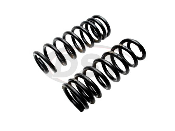 MOOG-CC836 Front Variable Rate Coil Springs - Pair