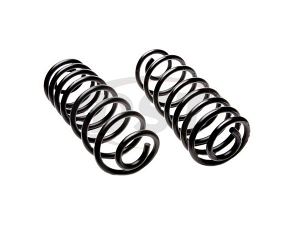 MOOG-CC837 Rear Variable Rate Coil Springs - Pair
