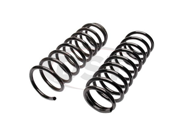 MOOG-CC846 Front Variable Rate Coil Springs - Pair