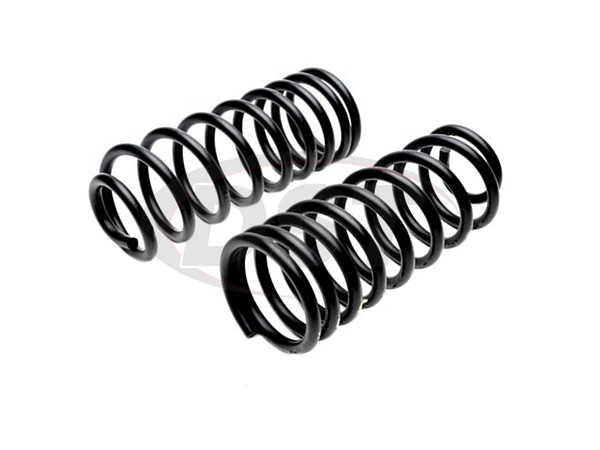 MOOG-CC852 Front Variable Rate Coil Springs - Pair