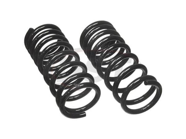 moog-cc853 Rear Variable Rate Coil Springs - Pair