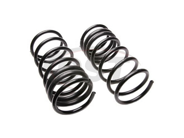 MOOG-CC859 Rear Variable Rate Coil Springs - Pair