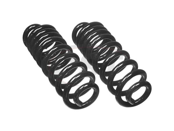 moog-cc865 Rear Variable Rate Coil Springs - Pair