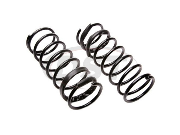 MOOG-CC869 Rear Variable Rate Coil Springs - Pair