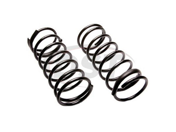 MOOG-CC871 Rear Variable Rate Coil Springs - Pair