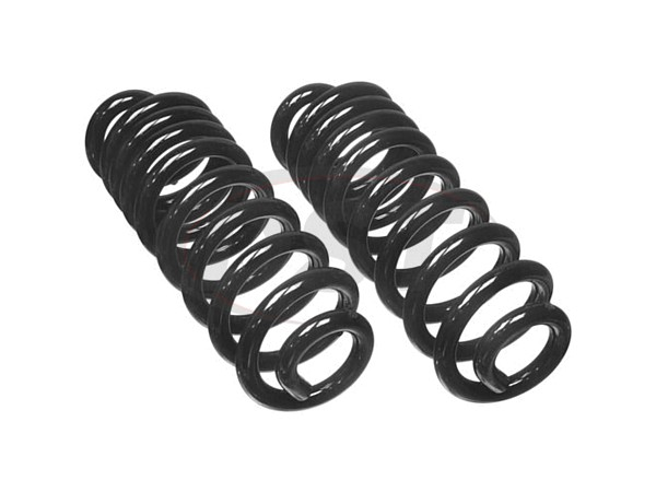 MOOG-CC880S Front Variable Rate Coil Springs - Pair