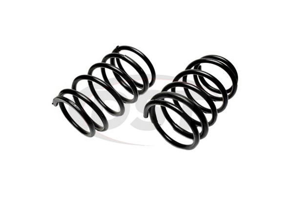 MOOG-CC882 Front Variable Rate Coil Springs - Pair