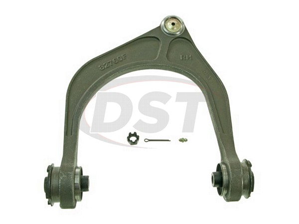 MOOG-CK620178 Front Upper Control Arm and Ball Joint - Passenger Side