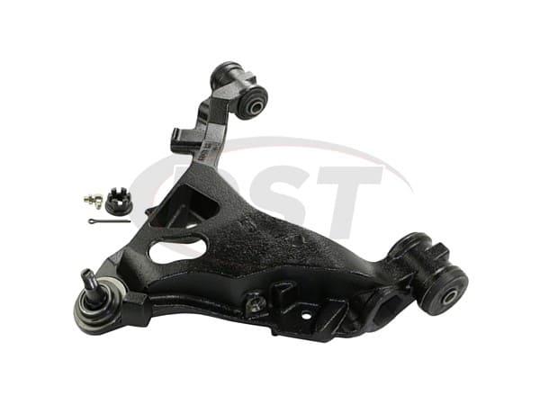 moog-ck620210 Front Lower Control Arm and Ball Joint Assembly - Passenger Side