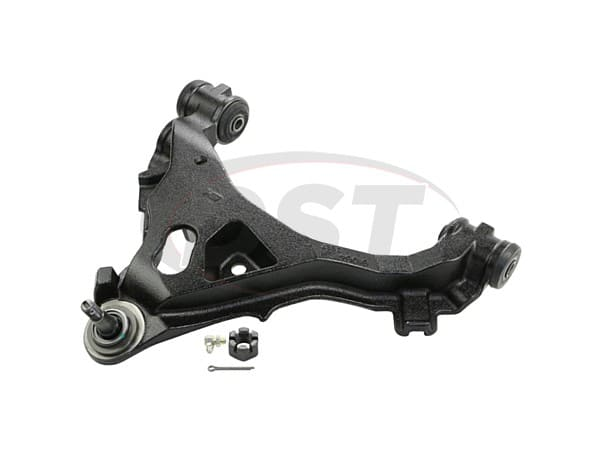 moog-ck620211 Front Lower Control Arm and Ball Joint Assembly - Driver Side