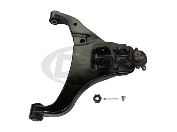 moog-ck620679 Front Lower Control Arm and Ball Joint - Passenger Side