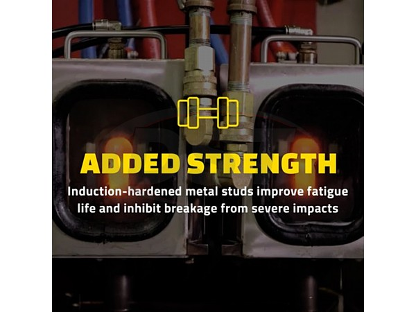 MOOG-CK620744 Front Lower Control Arm w/Ball Joint - Driver Side