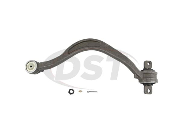 moog-ck80436 Front Lower Control Arm and Ball Joint - Passenger Side - Rear Position