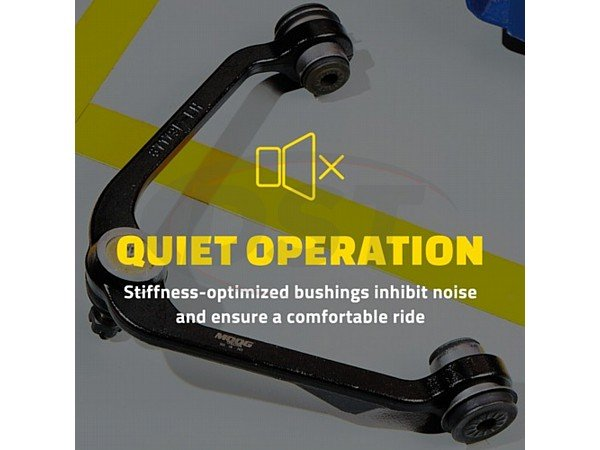 MOOG-CK80437 Front Lower Control Arm and Ball Joint - Driver Side