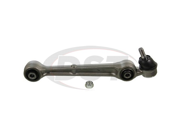 Front Lower Control Arm and Ball Joint Assembly - Forward Position - Passenger Side