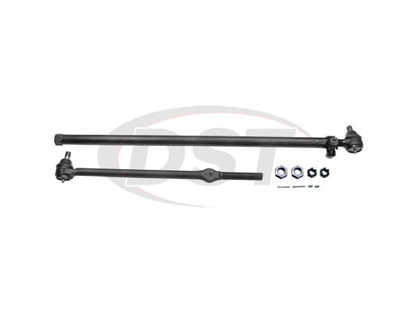moog-ds1164a Front Tie Rod End Assembly - Inner and Outer