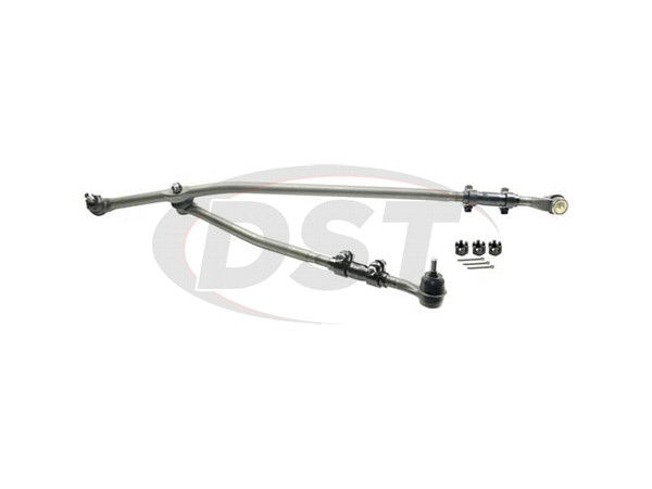 Complete Steering and Tie Rod End Assembly