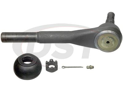 Front Outer Tie Rod End - At Steering Arm (Rear)