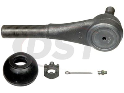 Front Inner Tie Rod End - At Pitman Arm (Front)