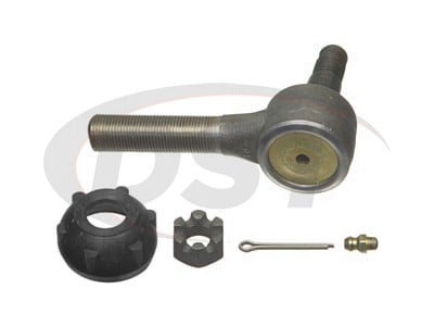 Front Outer Tie Rod End - Passenger Side