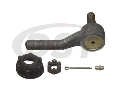 Front Outer Tie Rod End - Driver Side - Standard Suspension
