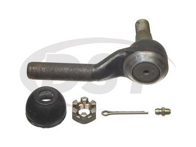 Front Outer Tie Rod End - Passenger Side - Standard Suspension