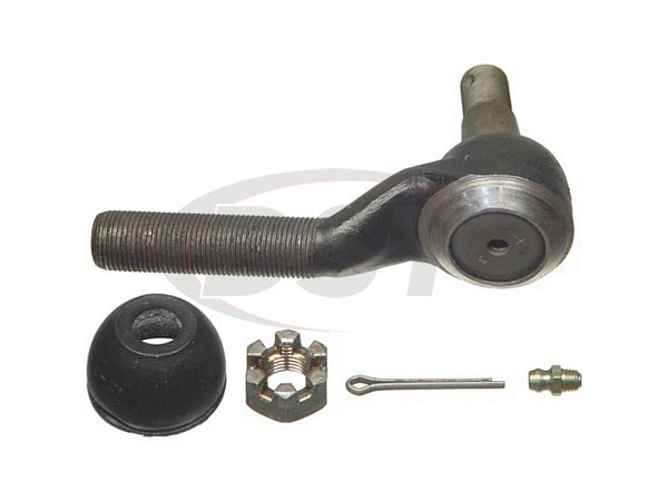 Front Outer Tie Rod End - Passenger Side - Standard Suspension